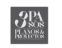 "Naming + Identity // ""planos & proyectos"" by dosbcn"