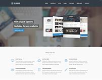 Slowave - Multipurpose Responsive HTML5 Template