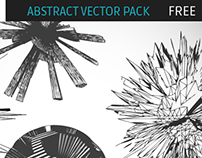 FREE Abstract vector pack