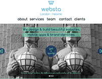 Websta website