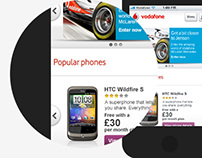 Vodafone – Mobile Web Guidelines