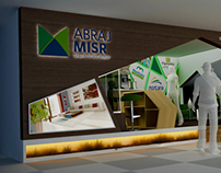 Abraj Mis Exhibition Booth