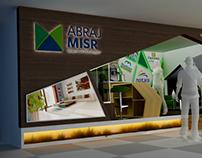 Abraj Mis Exhibition Booth