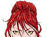 Poison Ivy - DC Character Interpretation