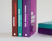 """Genre"" book series"