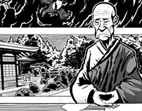 Oshidori - comic