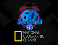 60 seconds of Natgeo