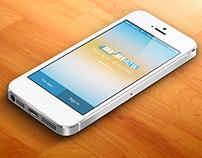 MaxMy401k - iOS App Design