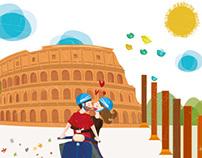 love at Roma