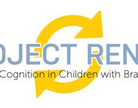 Project Renew event logo