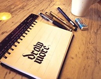 Coffee Shop Hand Lettering Sessions