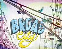 Broad City- Logo, Promo, & Show Open Exploration