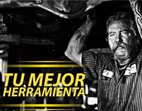 Afiche WD40 Chile