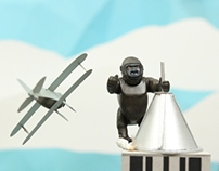 KING KONG - Concours Air France