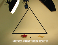 Print Through Geometry