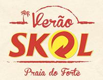 Branding Verão Skol