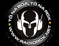 Promocionais Rádio Rox