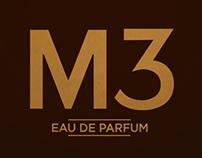 M3 - Perfume packaging