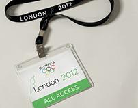 2012 Olympic Logo Design