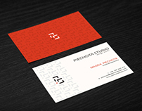 Piechota Studio Re-branding