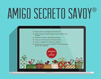Amigo Secreto Savoy®
