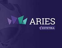 ARIES - corporate identity