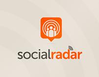 Social Radar App Promo