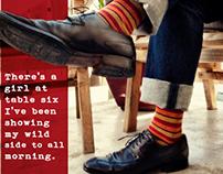 Socks Appeal Ad Set