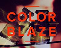 Color Blaze - Double Magazine