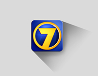 KIRO 7 iPhone app reimagine