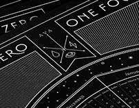 AVA :: Two Zero One Four Calendar
