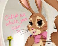 Cadburys Caramel Bunny