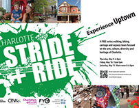 Charlotte Stride & Ride
