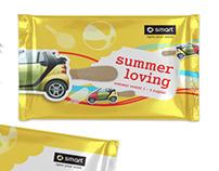 Smart - Summer promotion
