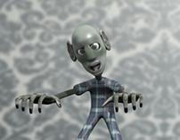 Pajama Zombie