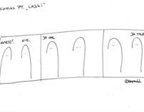 Komiks P.T. Laski