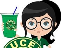 Juice Euceu Logo Design