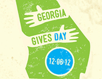 Georgia Gives Non-Profit Integrated Campaign