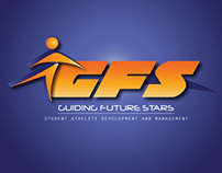 Guiding Future Stars branding