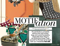 Accessory Shoot | Motifation | Sept 2013