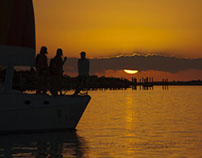 Key Lime Sailing Club for BETTER OFF WET