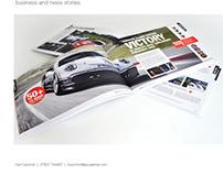 Porsche Dr1ven magazine
