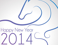 Happy New Chinese Year 2014