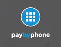PayByPhone App Redesign