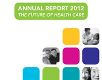 2012 Annual Report - Chase Brexton Health Care