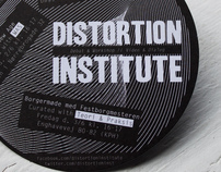 Distortion Institute - Flyer
