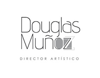 Douglas Muñoz Branding