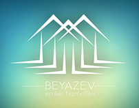 "Beyaz Ev"" Real Estate Company Logo Design"