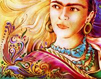 Bohemia | Frida Kahlo