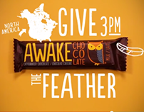 Awake Chocolate Brand Video